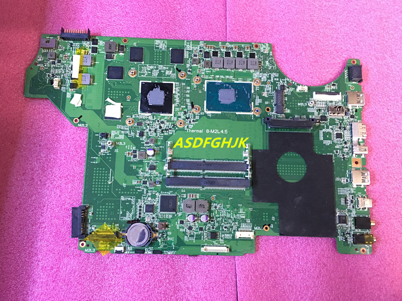 MS 16J5 FOR MSI Prestige PE70 PE60 6QE GE62 GE72 Laptop Motherboard WITH i7 6700HQ 2