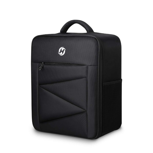 Holy Stone HS700 Drone Carrying Case Waterproof Backpack Portable Traveling Bag Cases for  HS700
