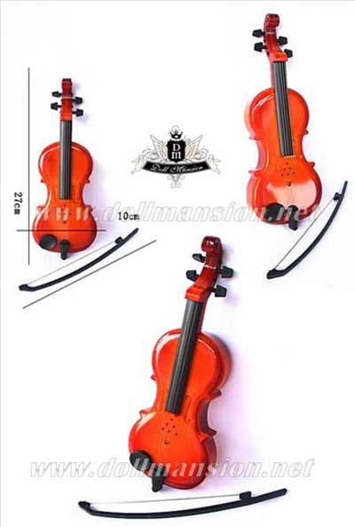 Mini Cello Fit For MSD 1/4 SD 1/3 70cm BJD Other Dolls