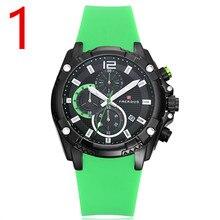 Luxury men's leisure business quartz watch.12