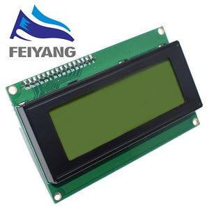 Image 5 - 10PCS LCD2004 + I2C 2004 20x4 2004A כחול/ירוק מסך HD44780 אופי LCD/w IIC/I2C סידורי ממשק מתאם מודול