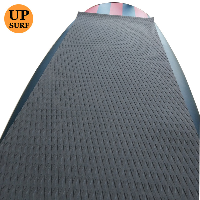 SUP Deck Pads EVA Foam Crocodile Skin/Diamond Pattern Traction Pad 3m Surf Pad SUP Boat Deck Pad  Yacht Mat Free Shipping