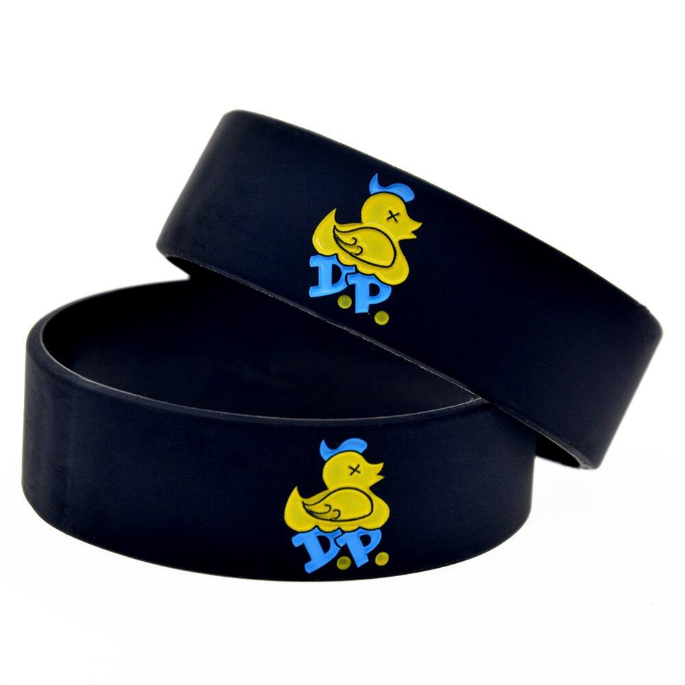 Custom Rubber Bracelet