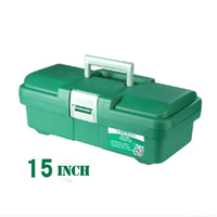 15inch Plastic Multifunction Home Toolbox