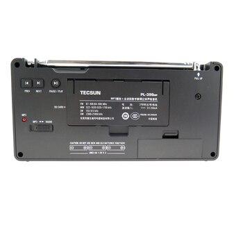 Радиоприемник TECSUN PL-398MP, FM/AM/SW MP3 2