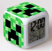 Таймеры despertador часы, детям сигнализации будильник relogio корабль цифровые лучший электронные