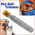 Prego Cat Dog Pet Grooming Trimmer Ferramenta de Cuidados Grinder Corte Elétrico Animais de Estimação Grooming Produto de Moagem