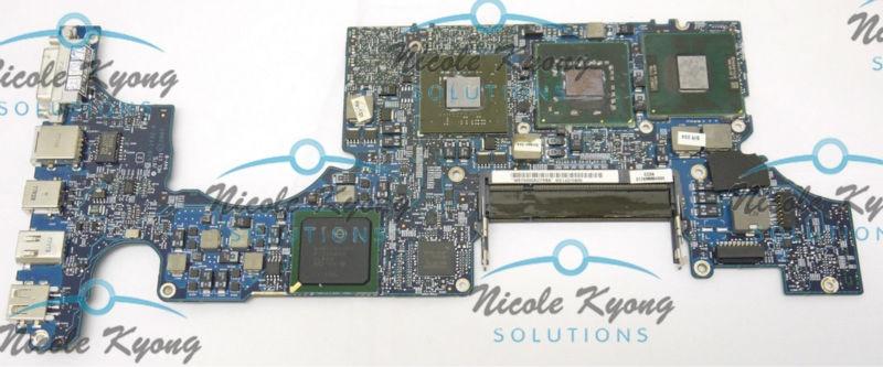 100% рабочие 17 820 2132 A 661 4959 2,6 ГГц T7800 платы плате для MacBook Pro A1229 2007