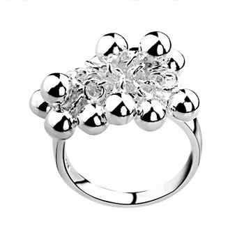AR177 חם 9 925 Hot טבעת כסף, 925 תכשיטי אופנה מכסף, יוקרה משובצת אבן טבעת מרובה מוצרים/aiqaizxa akoajbva