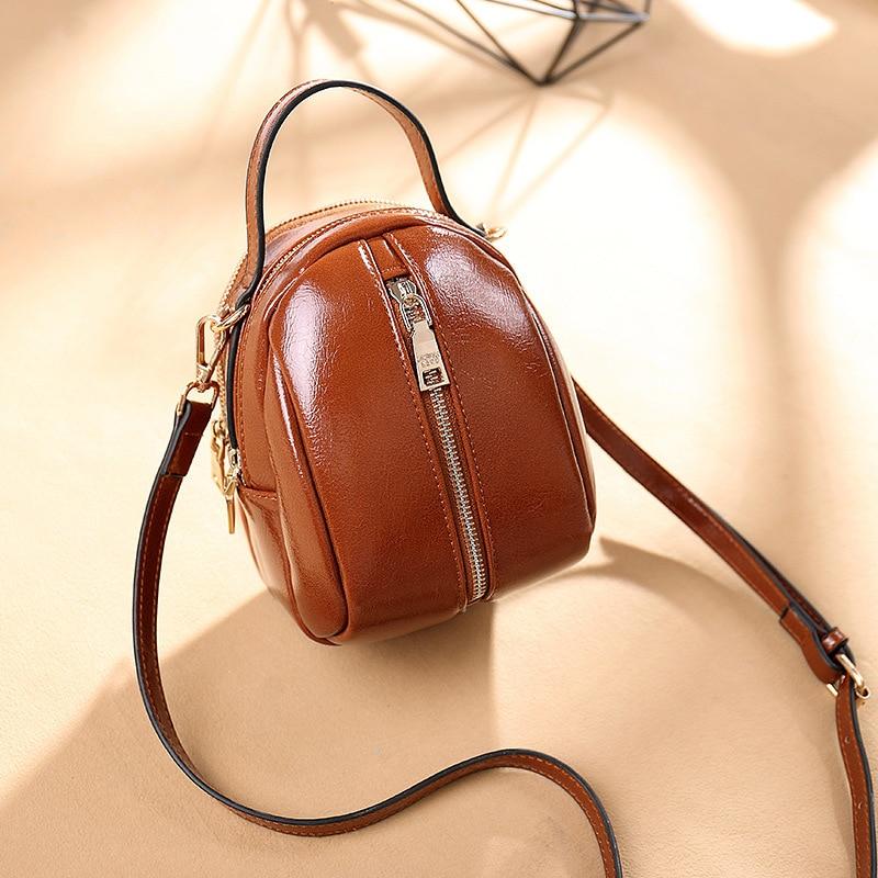 Exquisite Small Bag Women Hanbag Leisure Messenger Bag PU Leather Shoulder Bags New