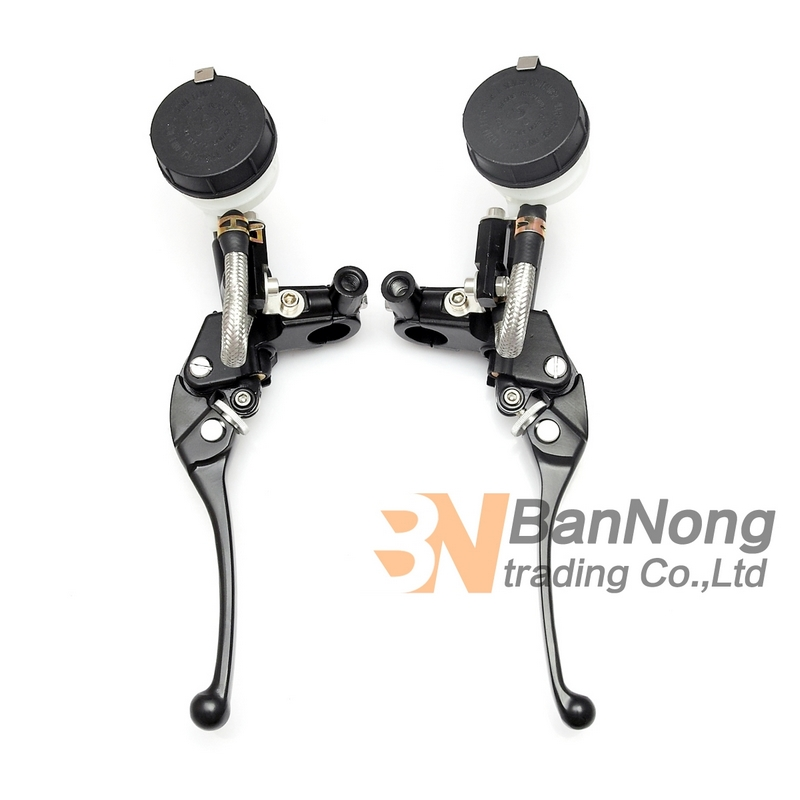 22 mm High quality Motorcycle Modified Brake Clutch pump Master Cylinder Levers For Honda CB650 CBR650