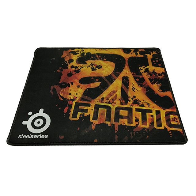 f259c2e7e3f 25X30 CM Gaming Mouse Pad SteelSeries QCK+FNATIC Notebook Computer Mouse  Mat Keyboard Large Mouse pads for cs go