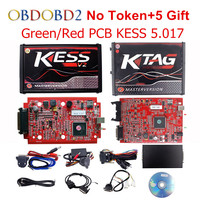 Newest Version HW V5 017 KESS V2 V2 22 OBD2 Manager Tuning Kit KESS V2 Support