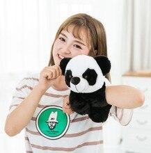 New Product Plush Magic Animal Lovely Holding Arm Panda Toys Chinese National Treasure Pandas Dolls Friend Gifts