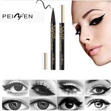 Hot latest Black Liquid Eyeliner long lasting Waterproof font b Eye b font Liner pencil pen