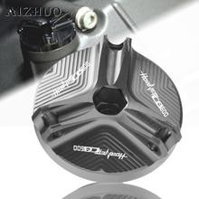 цена на Motorcycle Engine Oil Filler Cup Cap Oil Filler Cap Plug Cover For HONDA CB600 HORNET CB599 HORNET CBR 600 F2/F3/F4/F4i CB919