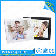 New High Quality 14 inches Digital Photo Frame with Remote Control LED Display Digital Picture Frame High Resolution HD Display