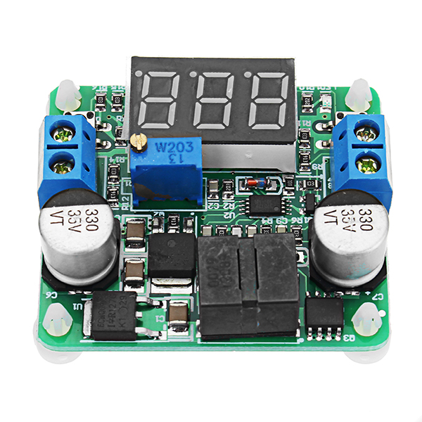 DC-DC 5-25V 25W Adjustable High Power Boost And Buck Power Module Step Up And Step Down Board