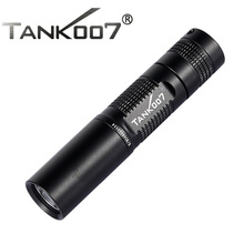 TANK007 TK566 Cree XP-G R5 5-modes LED Outdoor Portable Led Flashlight Torch for Camping Hunting