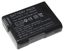 Cncool EN-EL14 EN-EL14A 1500mAh 7.4V Digital Rechargeable Camera Battery for Nikon D5300 D5200 D5100 D3200 D3100 D3300 P7000