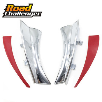 Motorcycle Mid-Frame Air Deflector Heat Shield for Victory 7180 For 10-14 Cross Roads Models & 12-13 Hard-Ball
