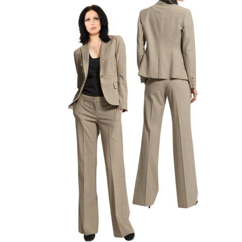 Women Pant Suits Female suit dress Custom Made Women Ladies Custom Made Business Office Tuxedos Work Wear New Suits le suit women s avignon woven dress pant