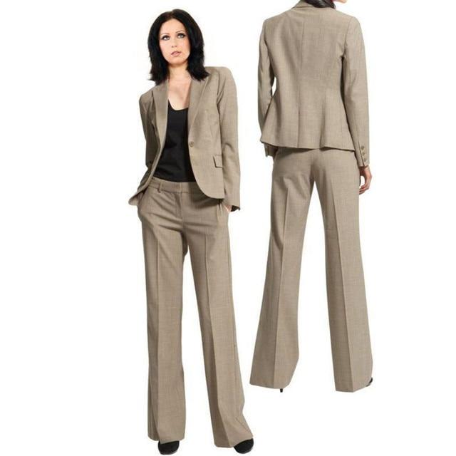 Women Pant Suits Female Suit Dress Custom Made Women Ladies Custom