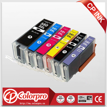 CP 6PK Compatible PGI 580 CLI 581 cartucho de tinta para Canon Pixma TR7550 TR8550 TS6150 TS6151 TS8150 TS8151 TS8152 TS9150 TS9155