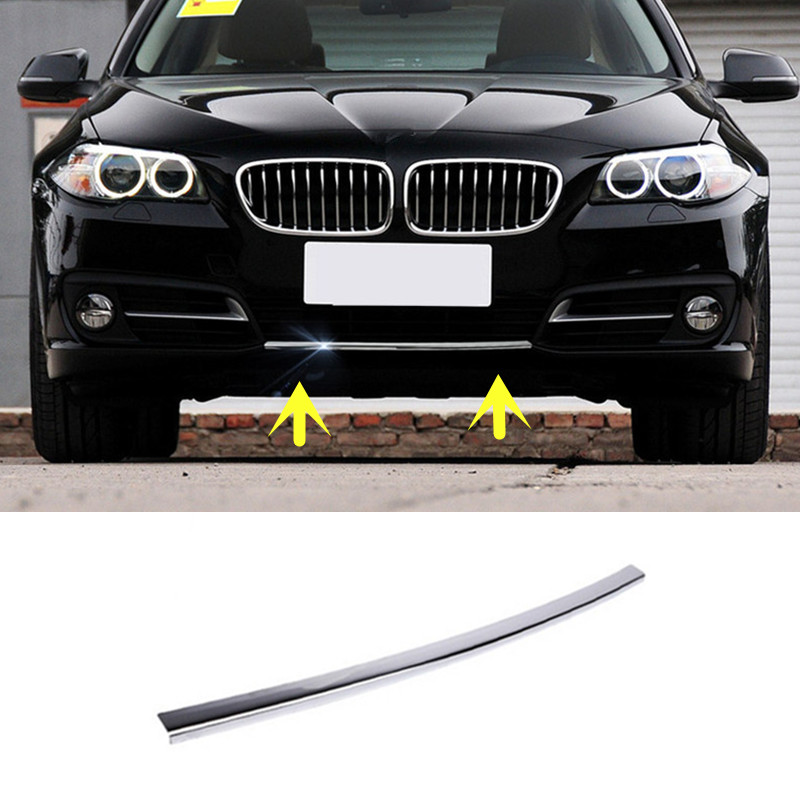 Chrome Hood Molding Grill Grille Vent Cover For 11-16 Mercedes Benz W166 X166