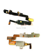 Original Genuine Power On Off button sensor Flex Cable for Huawei Ascend P2 phone