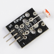 KY-018 Photoresistor Sensor Light Detection Module Photosensitive Resistor Module for Arduino