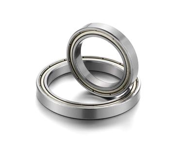 6824M ABEC-1  120x150x16mm Metric Thin Section Bearings brass cage 61824M