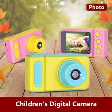 Детская мини камера цифровая 1080p hd 2 дюйма большой экран