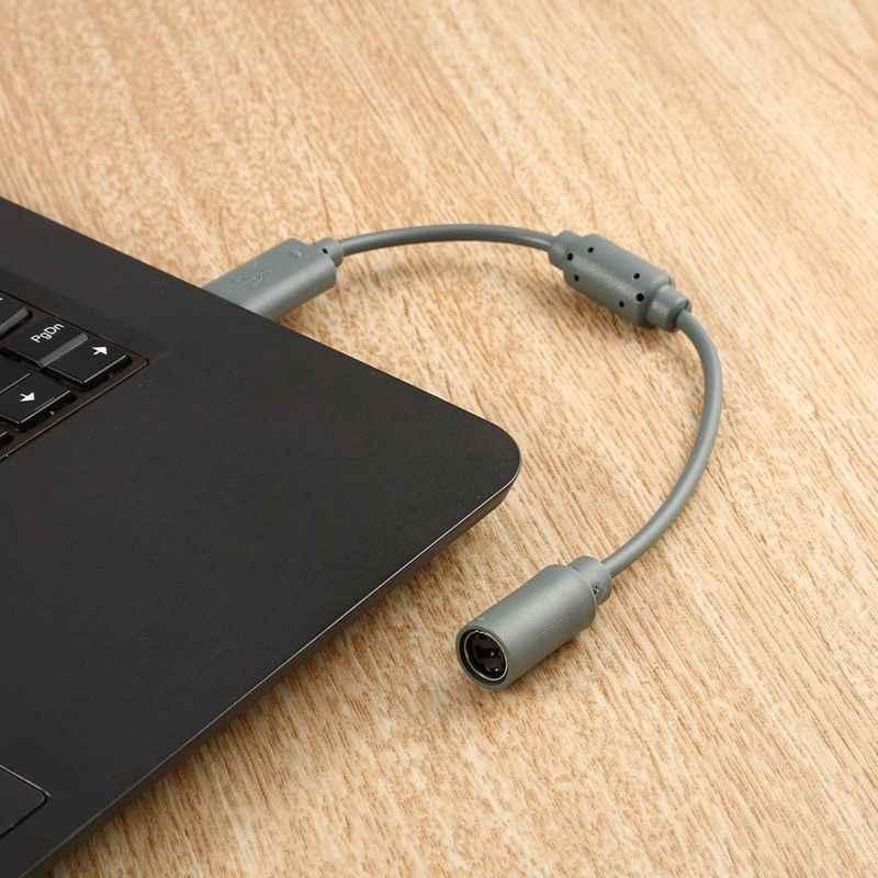 USB تمديد تحويل مهائي كابلات التحول خط لأجهزة إكس بوكس 360 تحكم