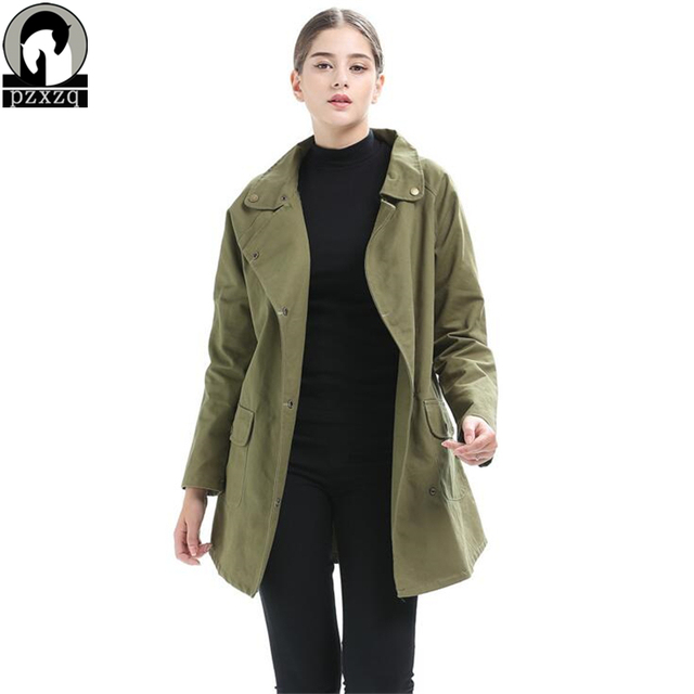 Online Shop Autumn army green ladies jacket women's spring jackets ...