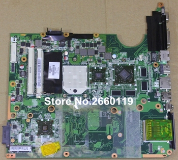 laptop motherboard for  574680-001 DAUT1AMB6E0 system mainboard, fully tested