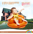 Baby inflatable sofa stool multi-functional baby special safety stool can be directly inflatable