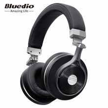 Bluedio BT4.1 T3 fones de ouvido bluetooth estéreo e graves ricos fones de ouvido música fone de ouvido Bluetooth sem fio fones de ouvido para telefones