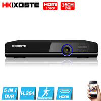 CCTV DVR 16Ch Digital Video Recorder 16 Channel H264 Home Security DVR 1080P HDMI Output
