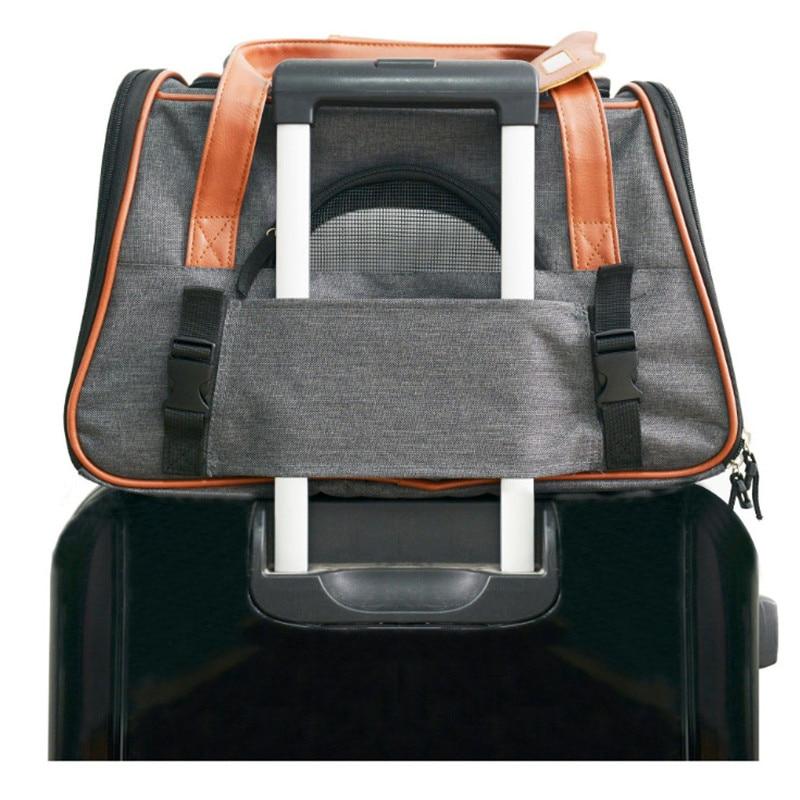Breathable K9 Dog Backpack Carrier 4