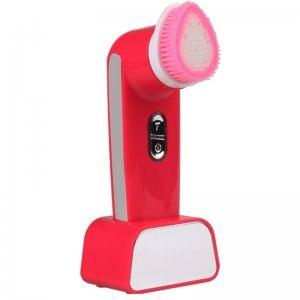 4 en 1 électrique visage gommage brosse de nettoyage en profondeur nouveau électrique sonique brosse de nettoyage du visage peau Spa soins visage brosse de nettoyage