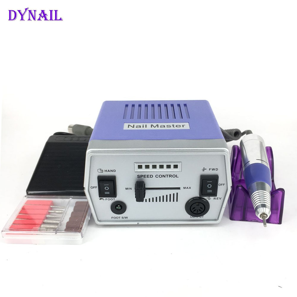 Pro Electric Nail Drill Machine Nail File Drill Bit Maniure Pedicure set Nail file Drill Machine Kit Nail Art Tools electric drill machine file drill set kit for acrylic gel nail art polisher sets glazing