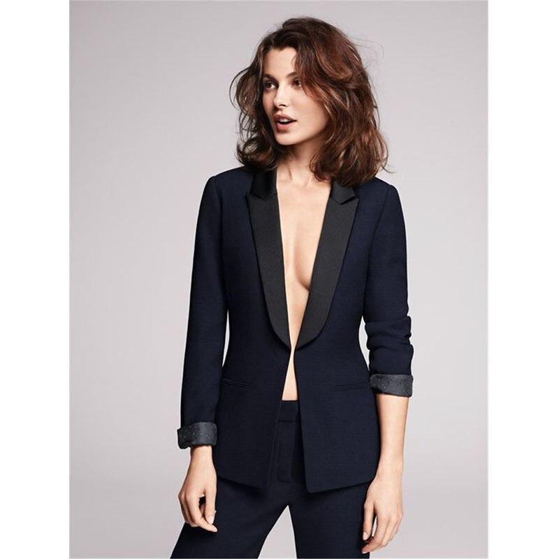 Ladies Navy Trouser Suit For Wedding Off 71 Buy