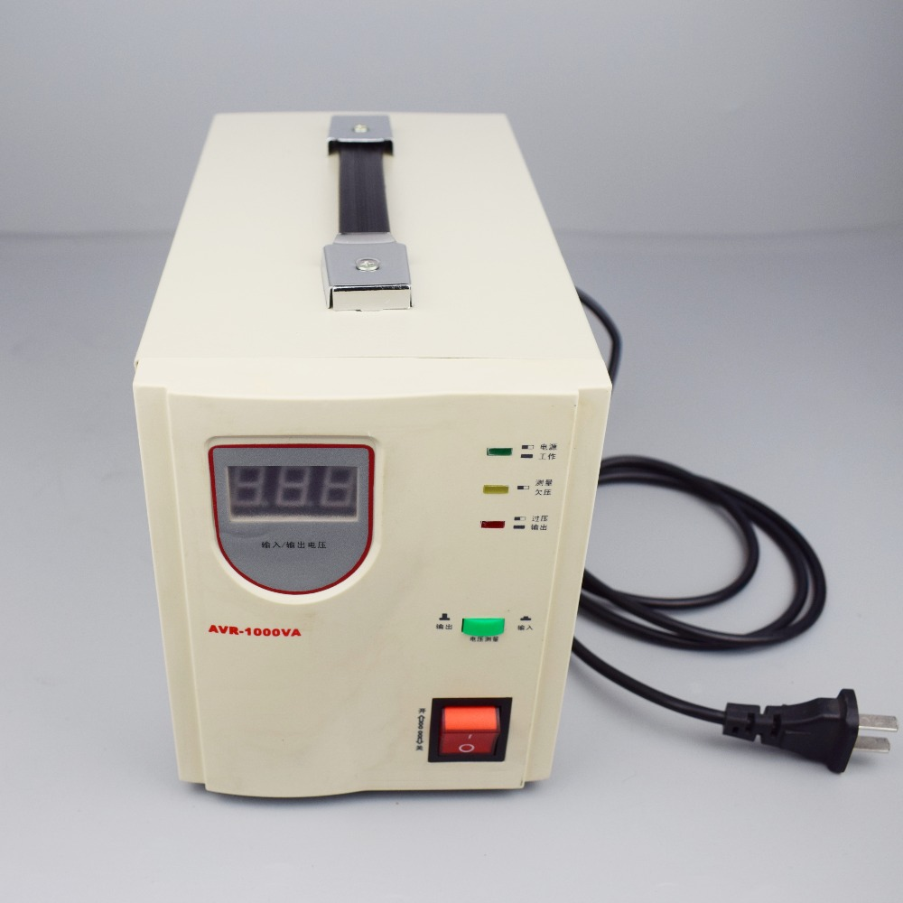 New arrival voltage stabilizer AVR 1000VA 1000W 1KW 1KVA automatic ...