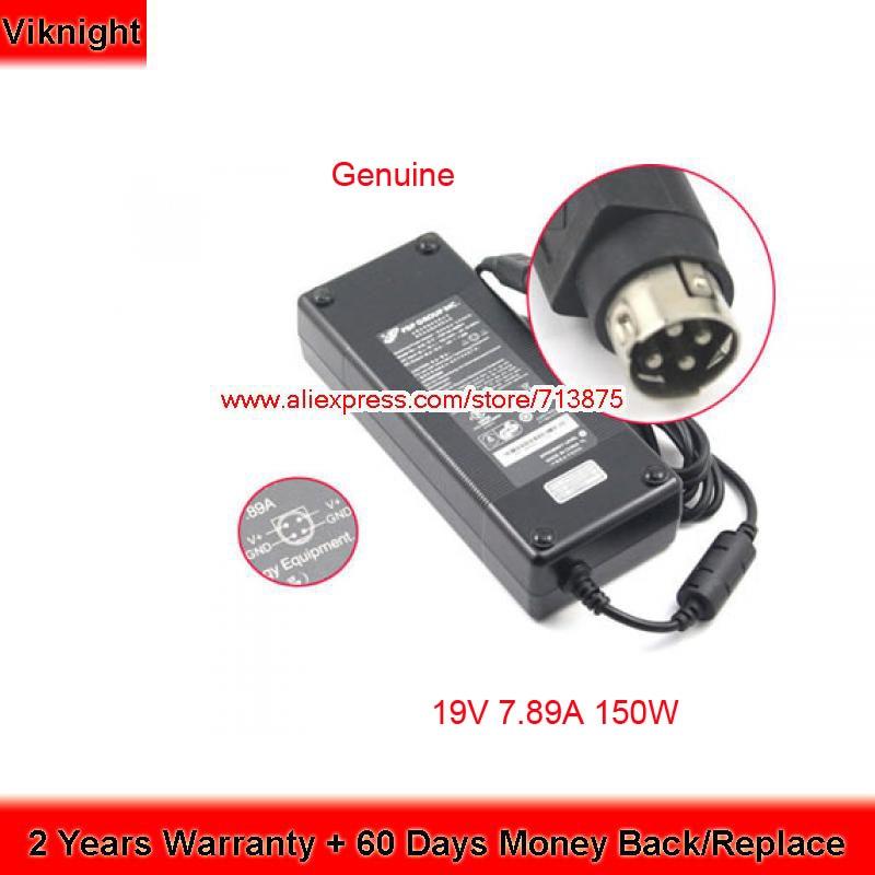 Fast Shipping Genuine 4 PIN Power Adapter 19v 7 89A FSP150 ABBN2 FSP150 ABBN1 IPC912 213