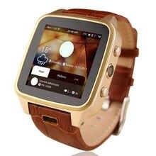 Mode Smart Uhr SZ9 Neue Ankunft Bluetooth Smartwatch Armbanduhr Unterstützung SIM SD GPS Schrittzähler WIFI Kamera Android-Handy Uhr