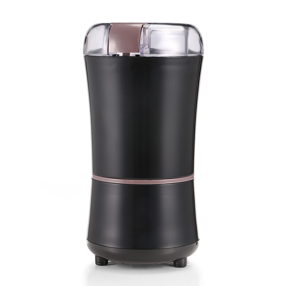 Household 400W Electric Coffee Grinder Beans Dry Grinding Machine 304 Stainless Steel Blade Cleaning Brush Kitchen Appliance coffee machine cleaning brush plastic handle nylon bristles filter net cleaner coffee maker brushes household appliance part