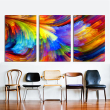 Colorful Pattern Painting Wall Canvas Pictures