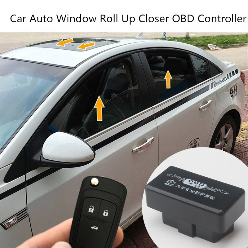 Hot sale  OBD Car window close closer for Buick Excelle GT Excelle XT New Lacrosse For Chevrolet Cruze Malibu Car hot sale obd car window close closer for buick excelle gt excelle xt new lacrosse for chevrolet cruze malibu car