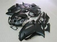 New Abs Fairings Kits Fit for kawasaki Ninja ZX6R 636 2007 2008 07 08 6R ZX 6R 600CC Bodywork set custom all black matte